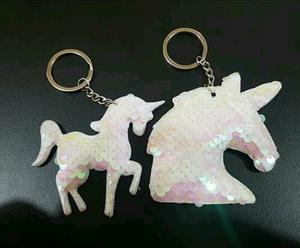 Llaveros de unicornio