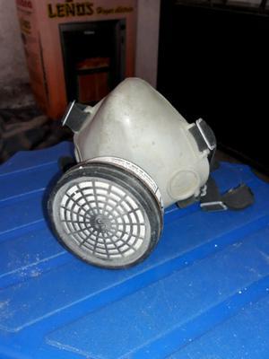 Mascara para polvillo usada en Rosario