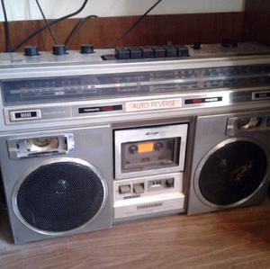RADIO AM/FM REPRODUCTOR DE CASSETE