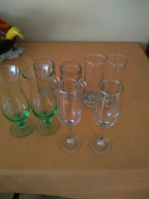 Combos de Copas y vasos