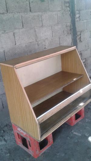 liquido mueble para golisinas pan etc d 1 metro x 50 cm