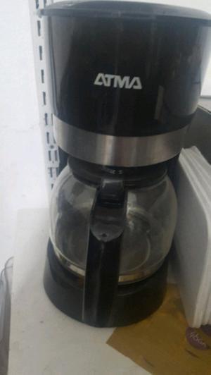 Cafetera de filtro Atma