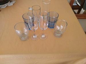 Combos de copas y vasos (8 en total)