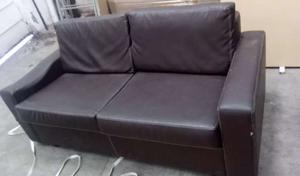 Liquido sillón sofá cama de dos plazas con colchón