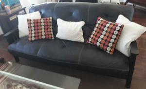 Sillón futón de 3 cuerpos – cama de 2 plazas – La