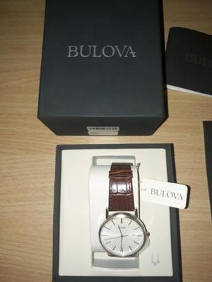 Vendo reloj bulova modelo 98h51 original hs de uso