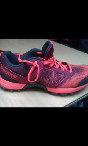 Vendo zapatillas reebok dirtkicker trail ll de mujer