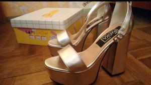 Zapatos de fiesta n38