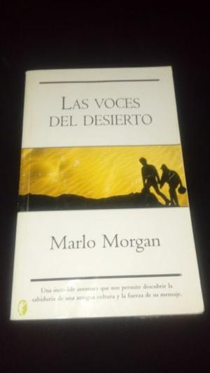 las voces del desierto libro