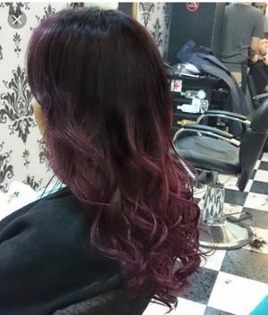 peluqueria..se necesita modelo para balayage