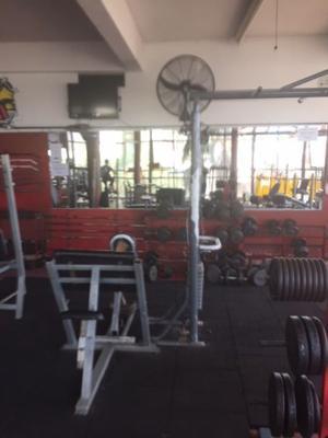 vendo fondo de comercio gym