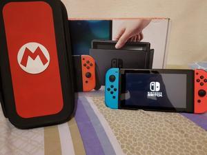 Nintendo Switch 32gb Neon Rojo Y Azul