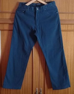 Pantalón De Gabardina Hombre Newport Talle 42