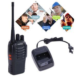 RADIO HANDIE UHF - GARANTIA 3 MESES BAOFENG BF 888 S