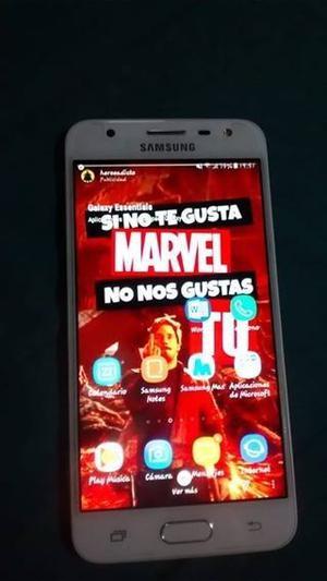 Vendo o permuto celular Samsung J5 Prime con pocos meses de