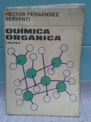 libro quimica organica de hector fernandez serventi