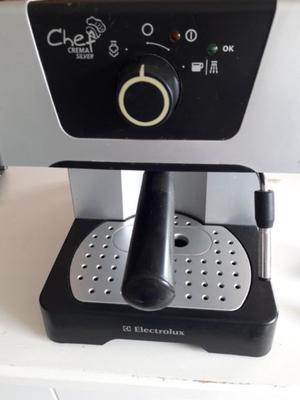 Cafetera Expresso/chef Crema Silver - Electrolux Em400