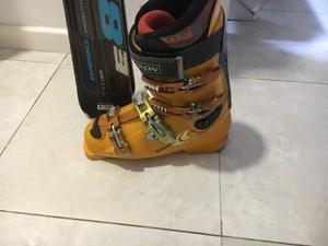 Botas de ski salomon talle 42 Argentina