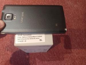 Celular Samsung Galaxy Note 4 N910C IGUAL A NUEVO IMPECABLE