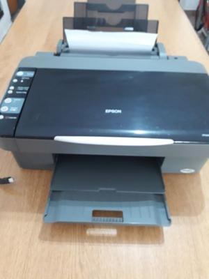 Impresora Epson multifunción cx  para reparar
