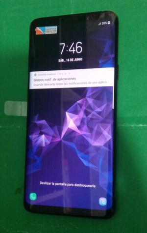 Samsung Galaxy S9 plus libre impecable
