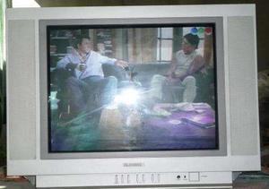 VENDO TV TELEFUNKEN 21´ PANTALLA PLANA