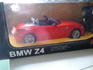 AUTO A CONTROL REMOTO EXCELENTE CALIDAD MOD. BMW Z4