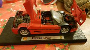 Auto ferrari F50 colección Shell
