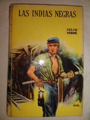 Las Indias Negras - Julio Verne - Colección Robin Hood