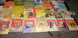 Libros usados en excelente estado