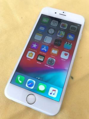 VENDO iPhone 6 - 16 Gb color plata. EXCELENTE ESTADO.