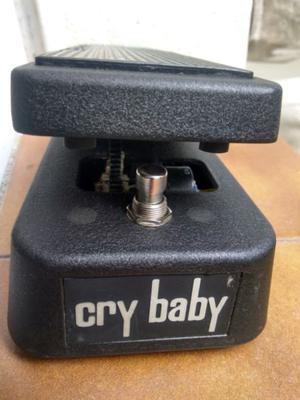 Wah Wah Cry Baby Gcb-95 Dunlop