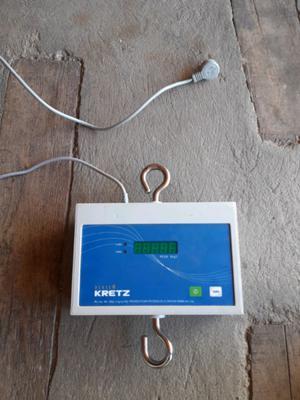 Balanza báscula Kretz hasta 200kg