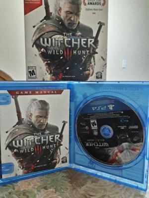 Vendo juego de ps4 The Witcher