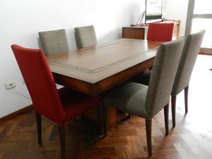 Juego de 6 sillas de comedor usadas | Posot Class
