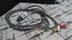 Cable Xbox 360 ORIGINAL Audio Y Video + Componente