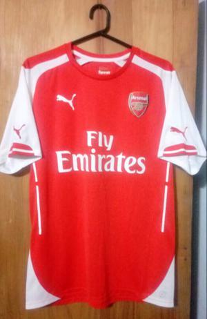 Camiseta marca puma del Arsenal de Inglaterra Ozil #11 talle