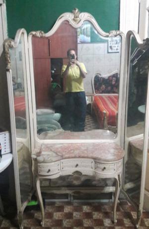 Juego de dormitorio Luis XV