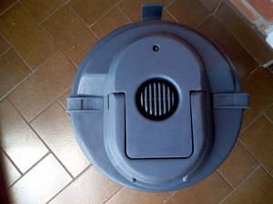 Tapa Completa Aspiradora Ultracomb Pionero 20 Lts