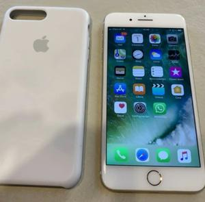 Vendo Iphone 7 Plus 32 GB Dorado impecable
