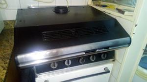 purificador de cocina tipo spar