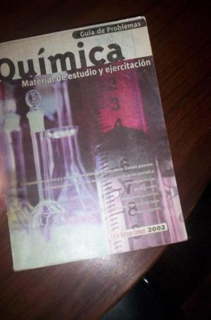 Guia De Problemas De Quimica Cbc  Serie