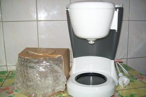 VENDO CAFETERA ELECTRICA