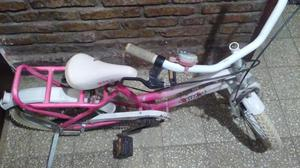Bicicleta bici Rodado 16 R16 NENA