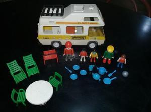 Playmobil casa rodante