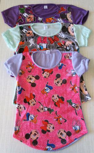 Remeras Nena Disney