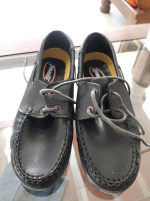 Zapatos como nuevos cuero talle 37