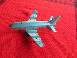 Avioncito de chapa vintage (B)