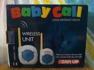 Urgente vendo baby call!!! para monitorear a tu bebe en todo