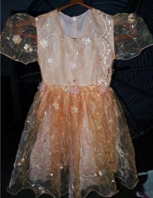Vendo vestido de nena talle 4...sin uso...excelente estado